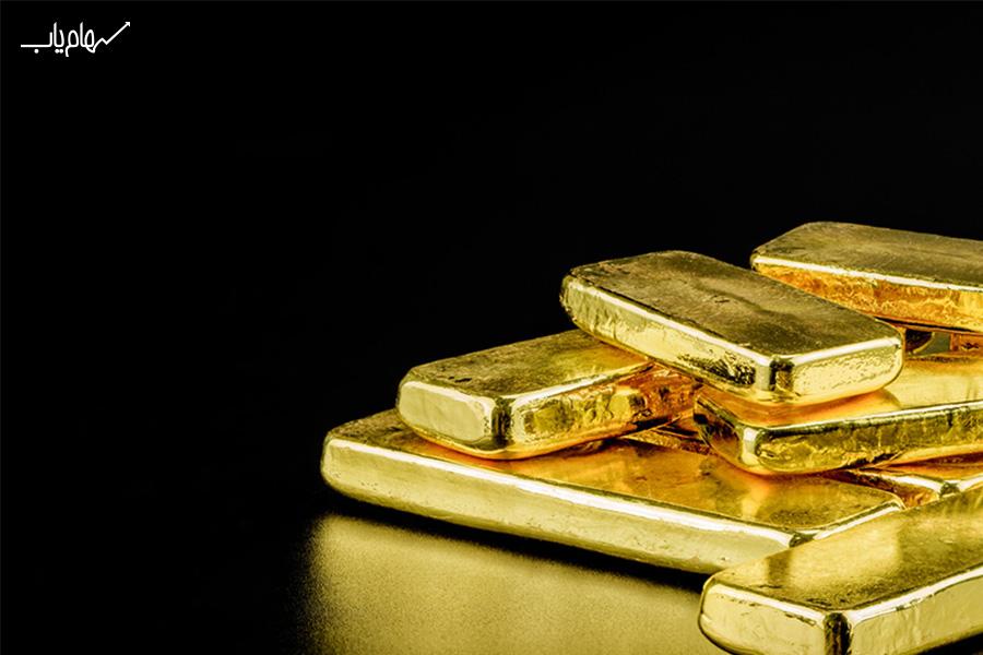 طلا و سکه در بورس