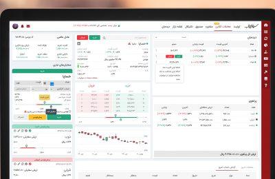 سامانه معاملات آنلاین سهامیاب